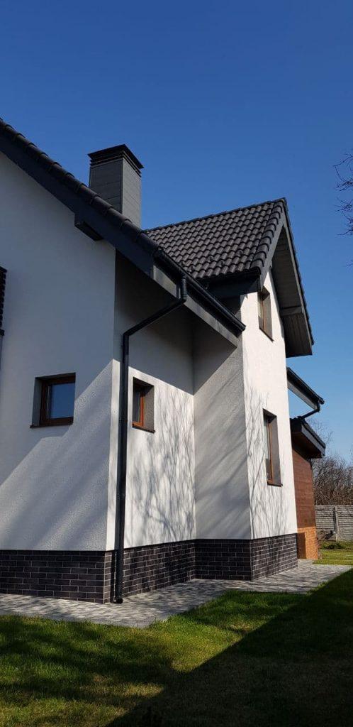 Дом из газобетона стандарт фото 2