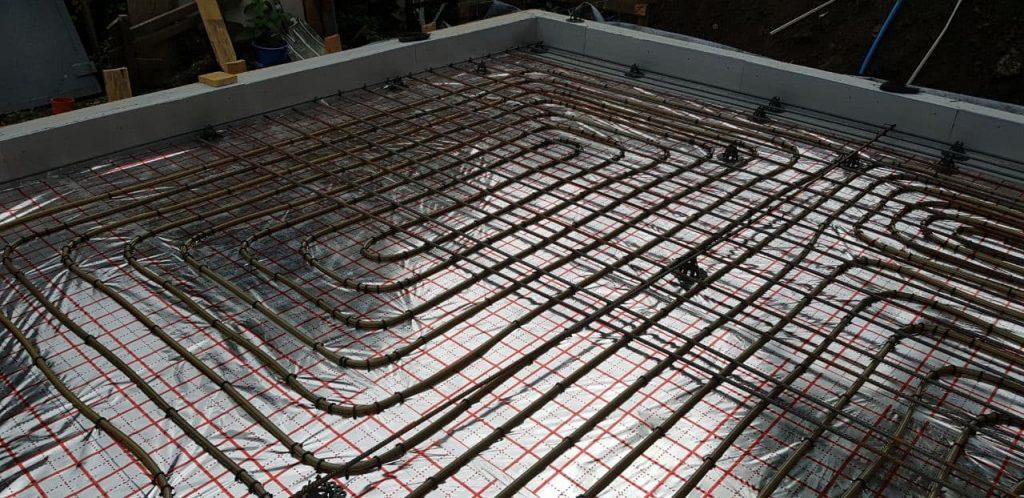 Система теплого водяного пола фото 2