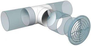 Вентиляционные каналы-воздуховоды фото