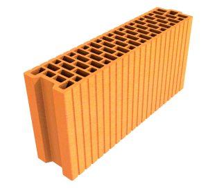 Керамические блоки Leier фото