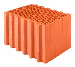 Керамические блоки Porotherm фото