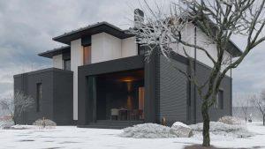 Двухэтажный дом в River Park фото 5